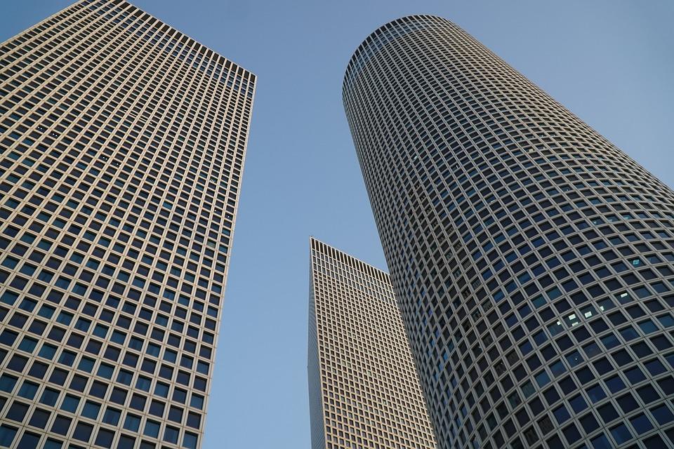 Tel Aviv, Israel, City, Tower