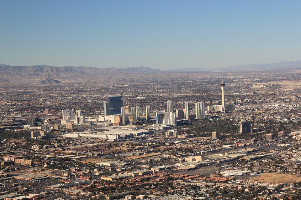 Las Vegas, Cityscape, City, Las Vegas City, Urban