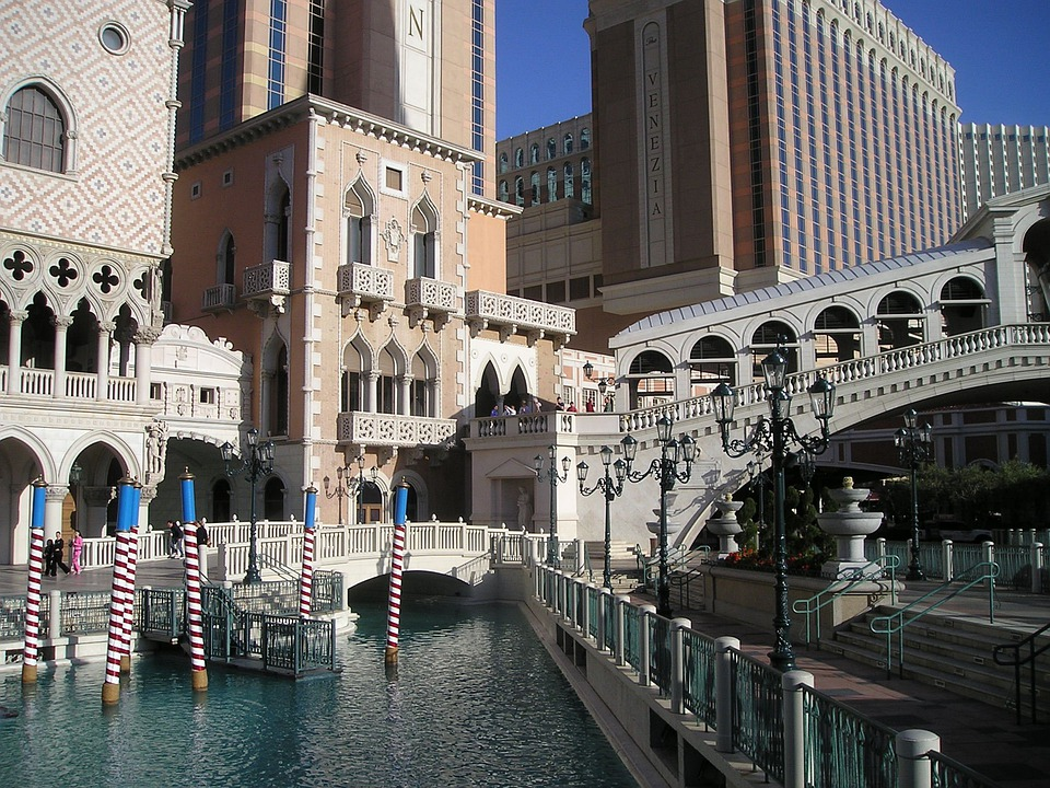 Las, Las Vegas, City, Gambling, Usa, Small, Venice