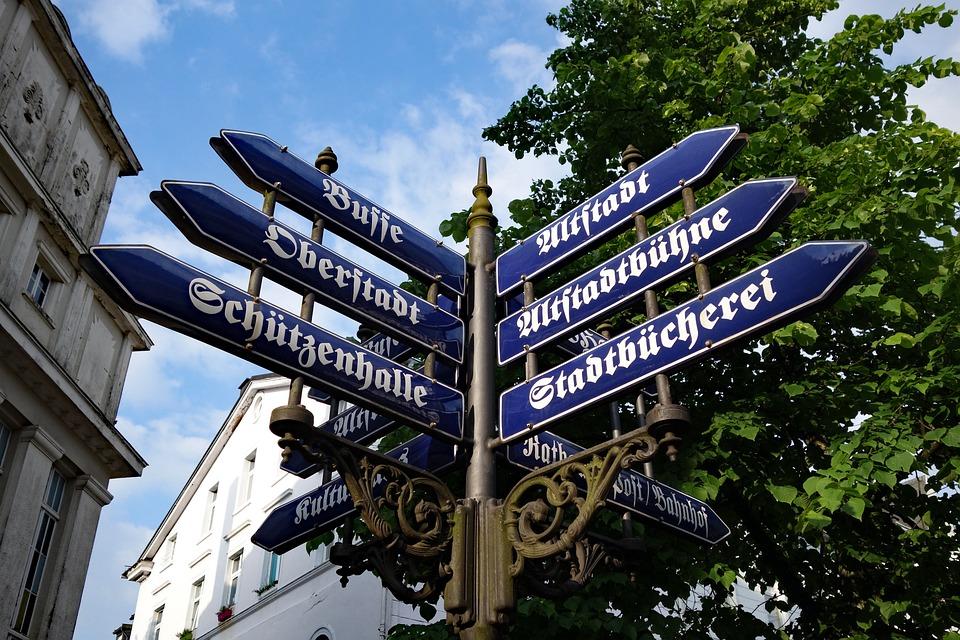Lüdenscheid, City, Märkischer Kreis, Sauerland