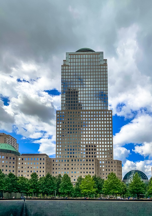 New York, Building, Architecture, Manhattan, City, Usa