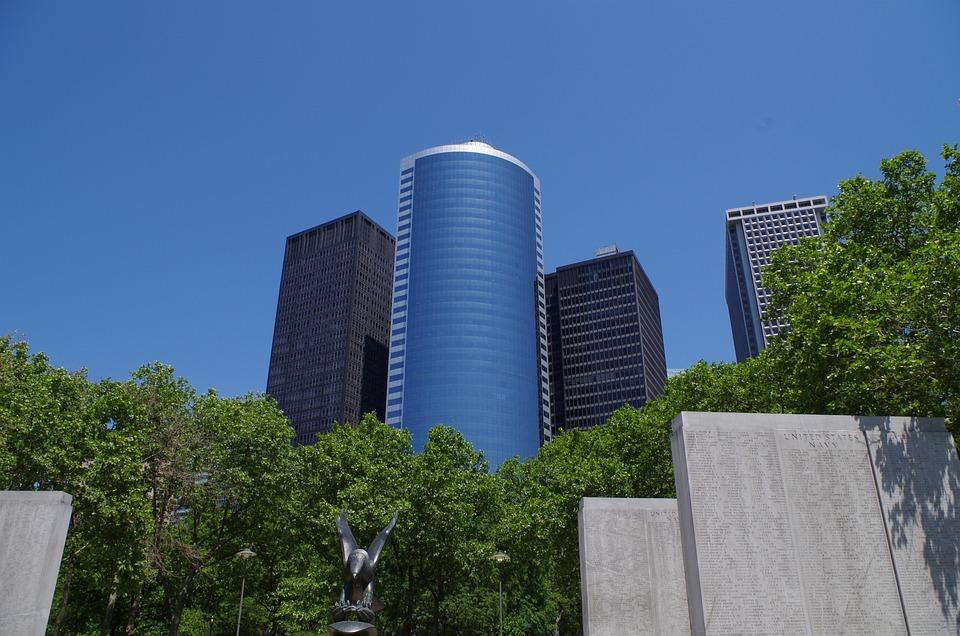 New York, City, Megalopolis, America, Skyscraper