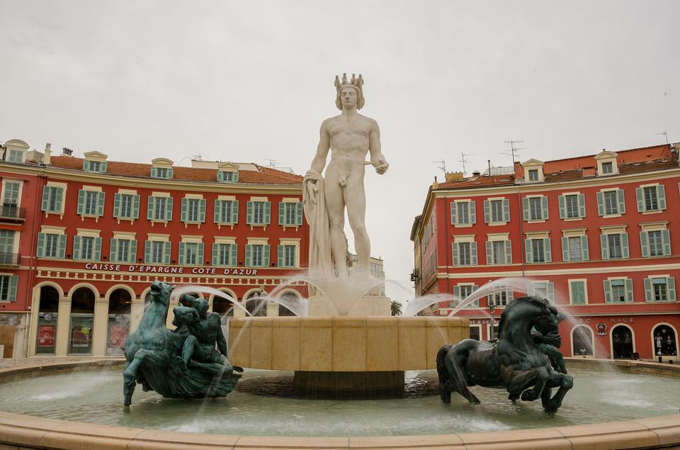 Nice, Space, Metropolis, Southern France, City, France