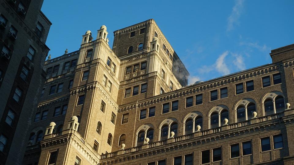 Ny, New York, City, Manhattan, Usa, Building, America