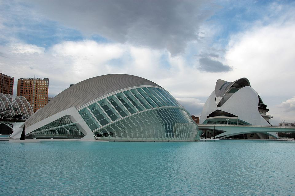 Architecture, City Of Sciences