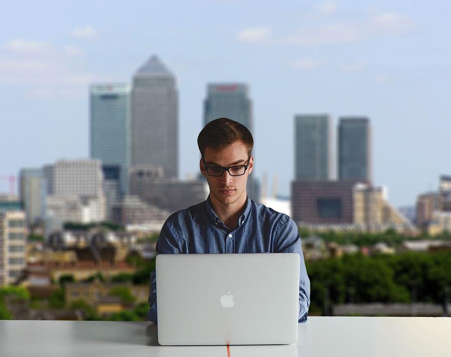 Business, Office, Entrepreneur, London, City, Urban