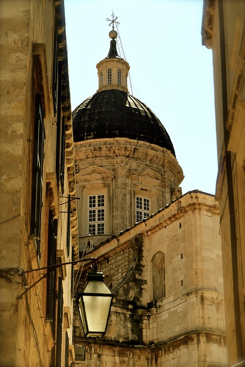 Architecture, Travel, Old, Building, City, Dubrovnik