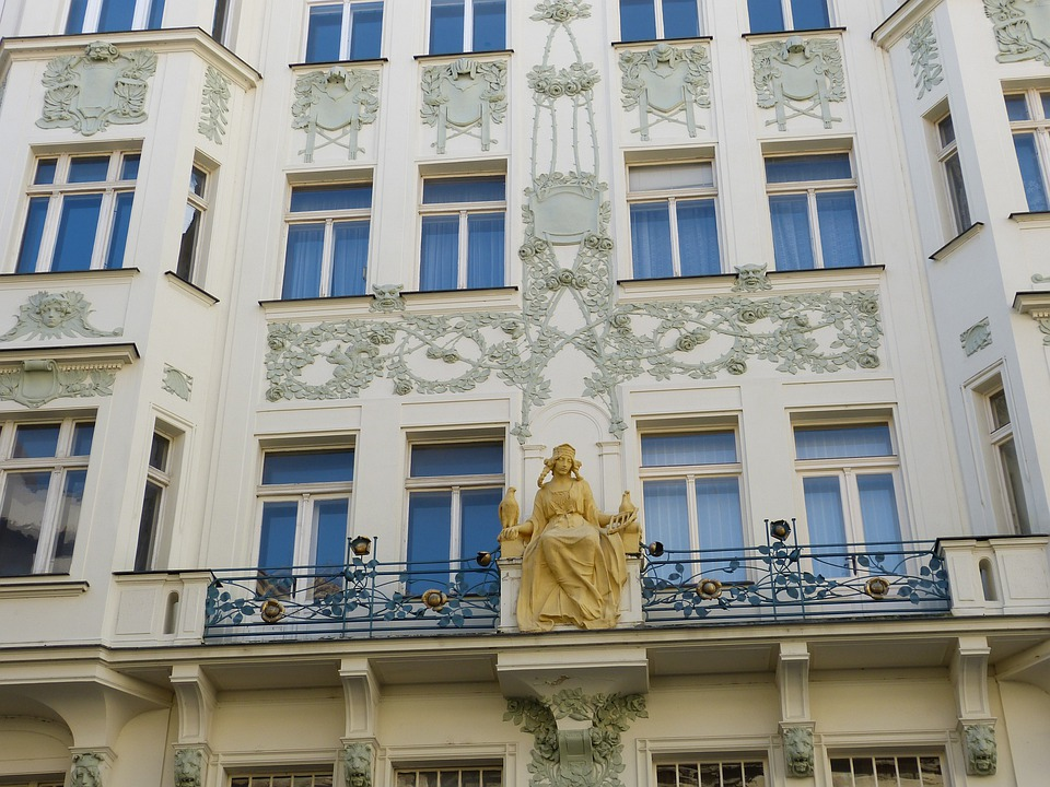 Prague, Old Town, City, Czech Republic, Capital, Facade
