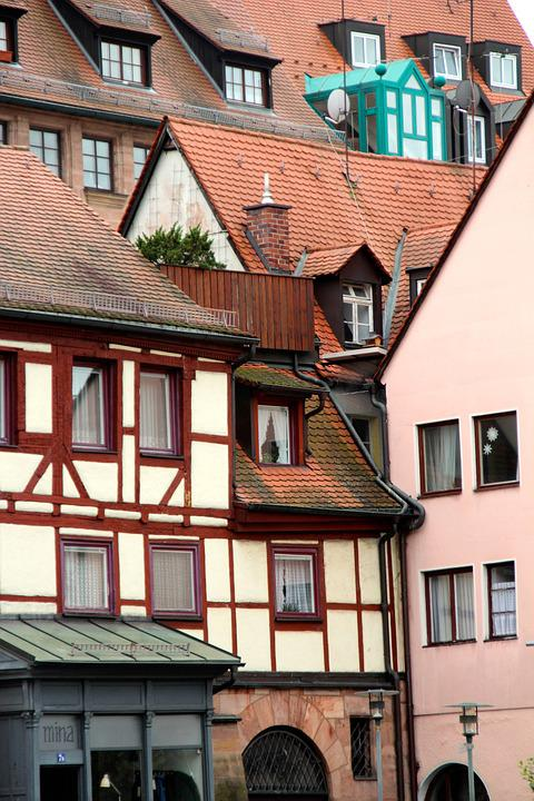 Fachwerkhaus, City, Old Town, Truss, Maintained