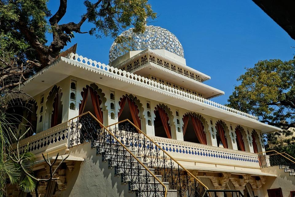 Udaipur, City Palace, India, Architecture, Travel