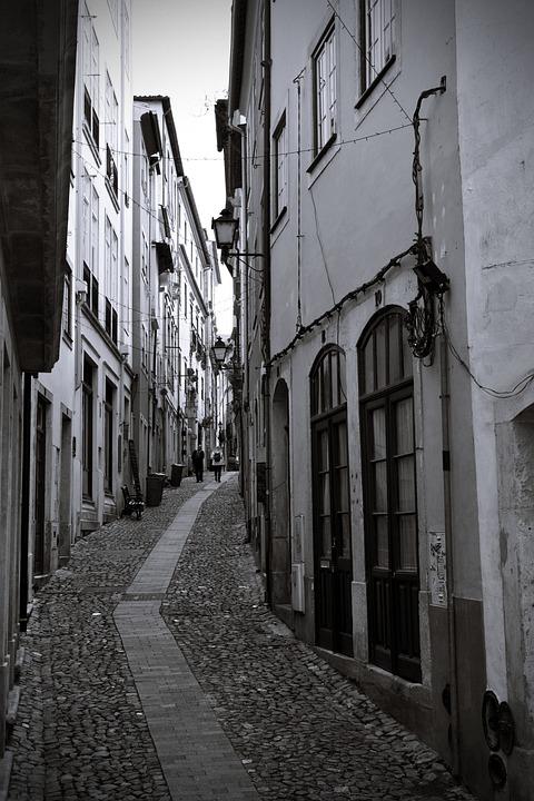 Portugal, Coimbra, Architecture, City, Old