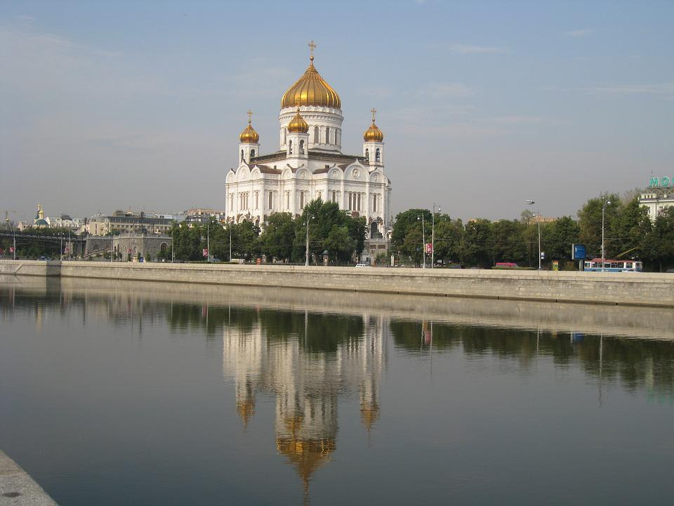 Moscow, Church, Architecture, Russia, City, Travel