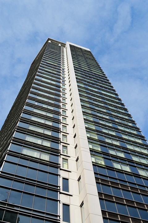 Tall, Building, San Francisco, City, Skyscraper