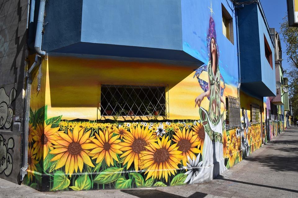 Santiago De Chile, Chile, Houses, City