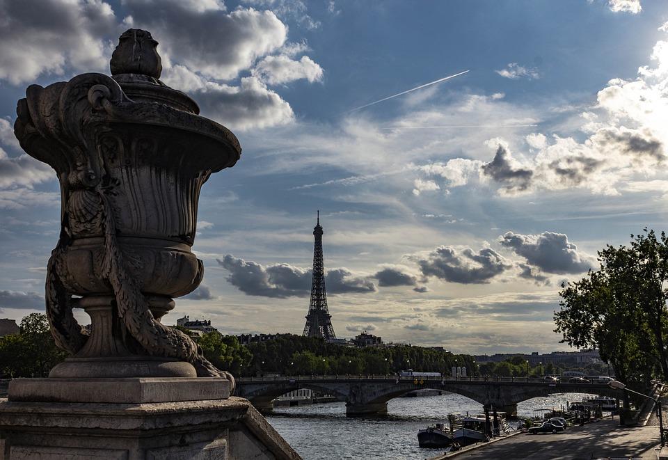 Paris, Tour Eiffel, France, City, Romantic, Attraction