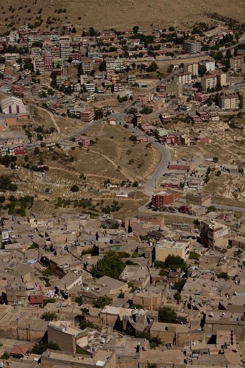 City, On, Mardin, Turkey, Mesopotamia, Historical Works
