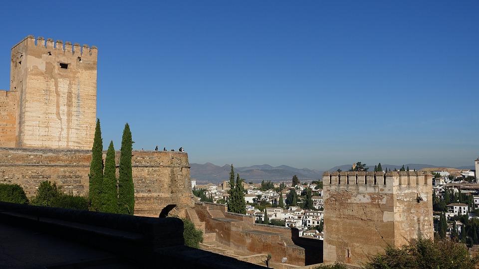 Architecture, Old, City Walls, Gazebo, Travel