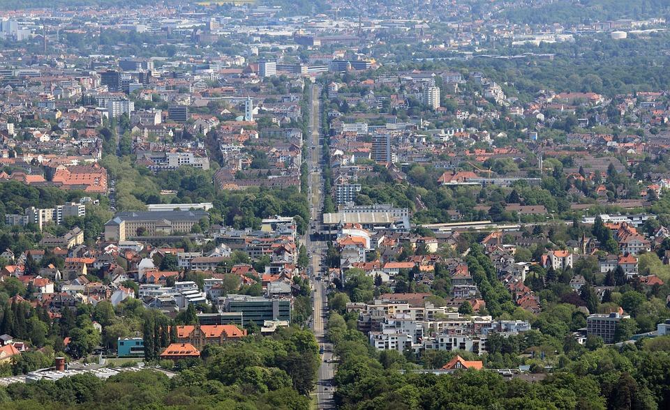 Kassel, City consumption, Wilhelmshöher Allee