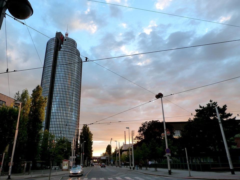 Building, City, Street, Business, Skyscraper, Cityscape
