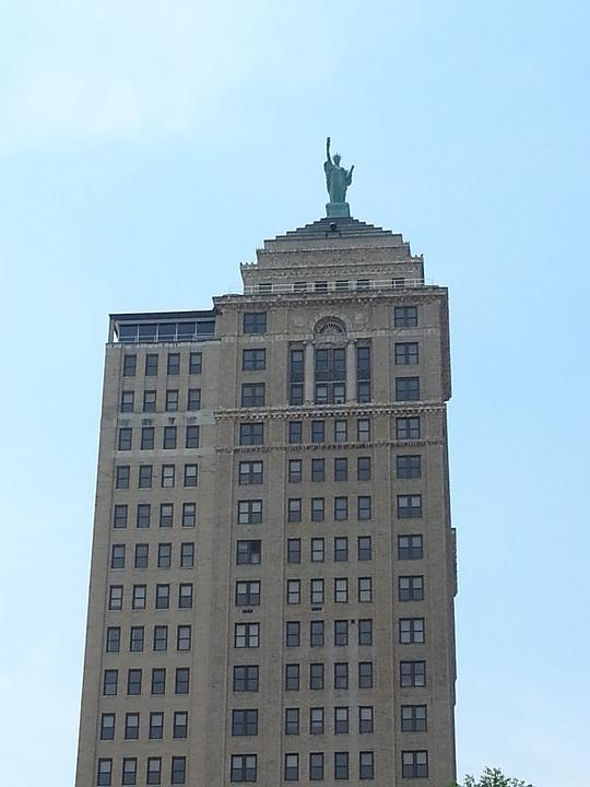Buffalo, New York, Cityscape, Building, Skyscraper