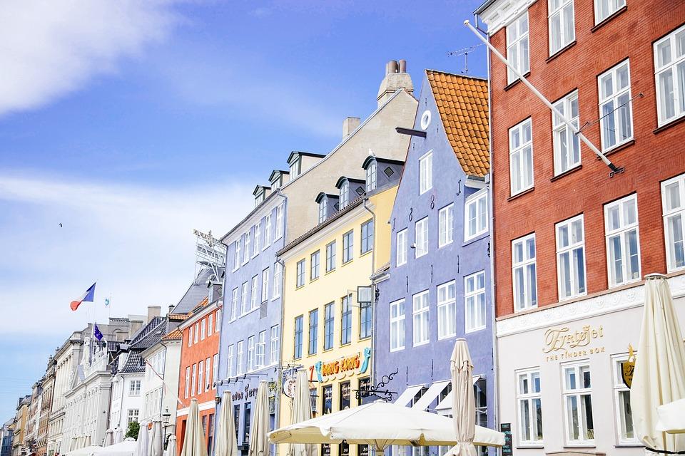 Copenhagen, Travel, Homes, City, Denmark, Cityscape
