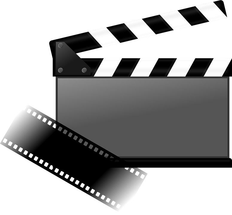 Clapperboard, Clap Board, Entertainment, Film, Media