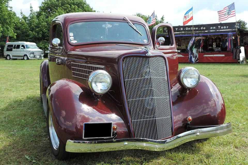 Oldtimer, Auto, Vehicle, Classic, Transport System