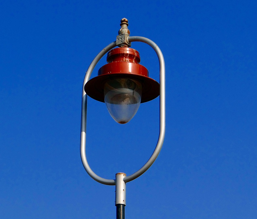 Lamp, Outdoor, Classic, Outdoor Lamp, Special, Belgaum