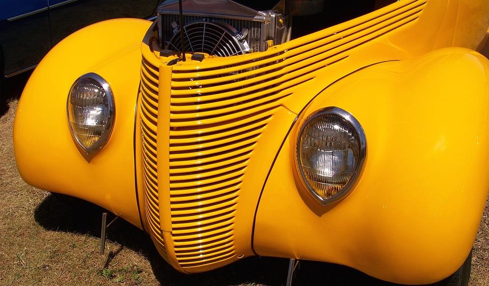 Free photo Classic Car Automobile Vintage Vehicle History - Max Pixel