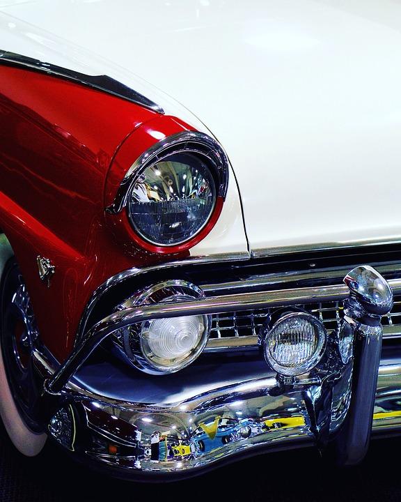 Car, Classic Car, Classic, Vintage, Transportation, Old
