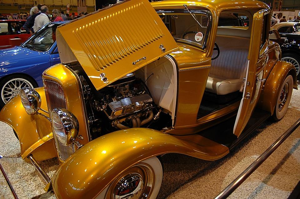 Car, Classic Cars, Antique Cars, Vintage Car