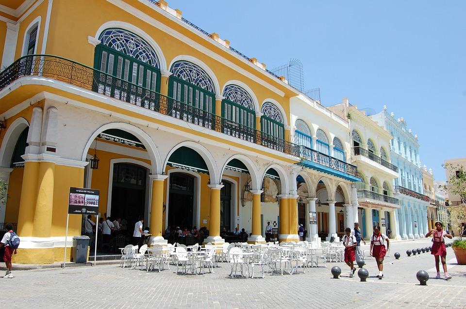 Cuba, Havana, City, Vintage, Classic, Auto, Automotive