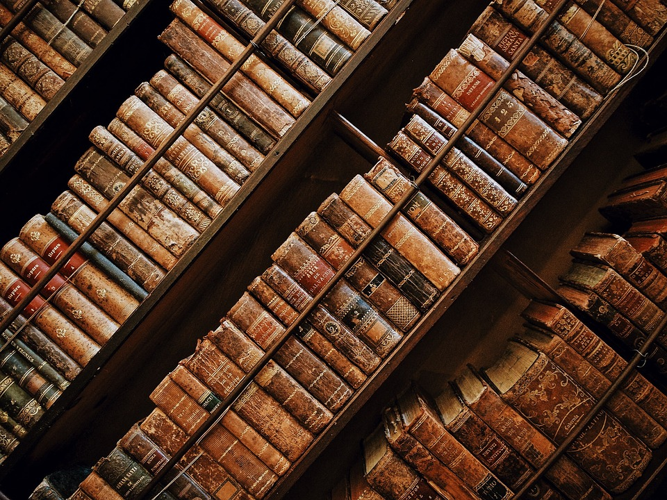 Books, Bookshelf, Classic, Collection, Encyclopedia