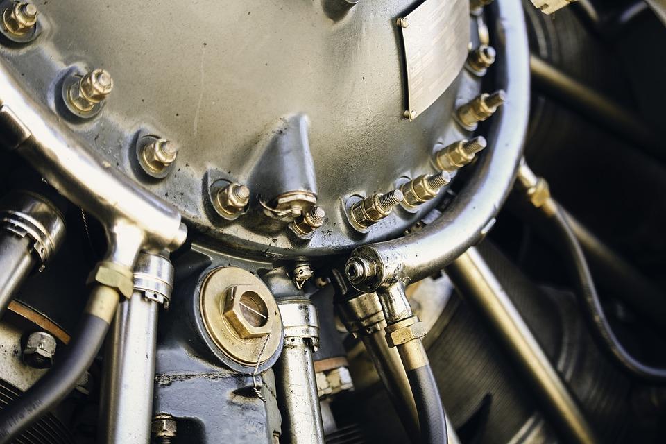 Antique, Car, Chrome, Classic, Engine, Gear, Glazed