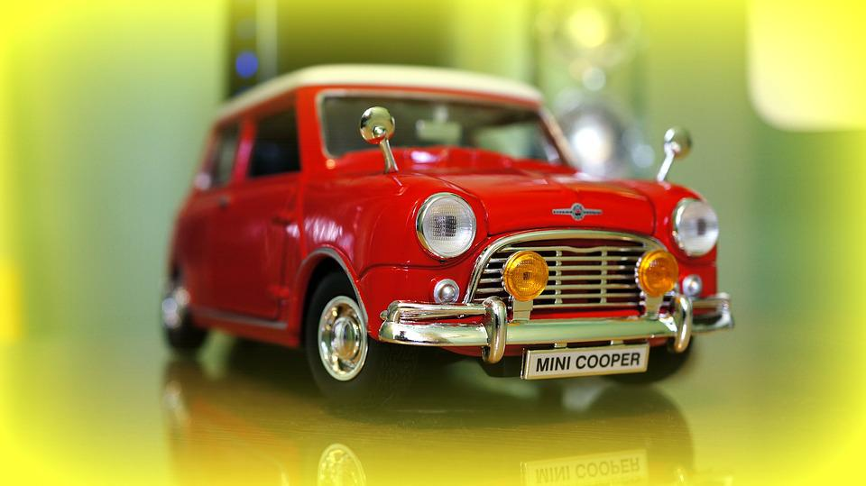 Mini, Car, Old Cars, Toy, Model, Vehicle, Classic, Old