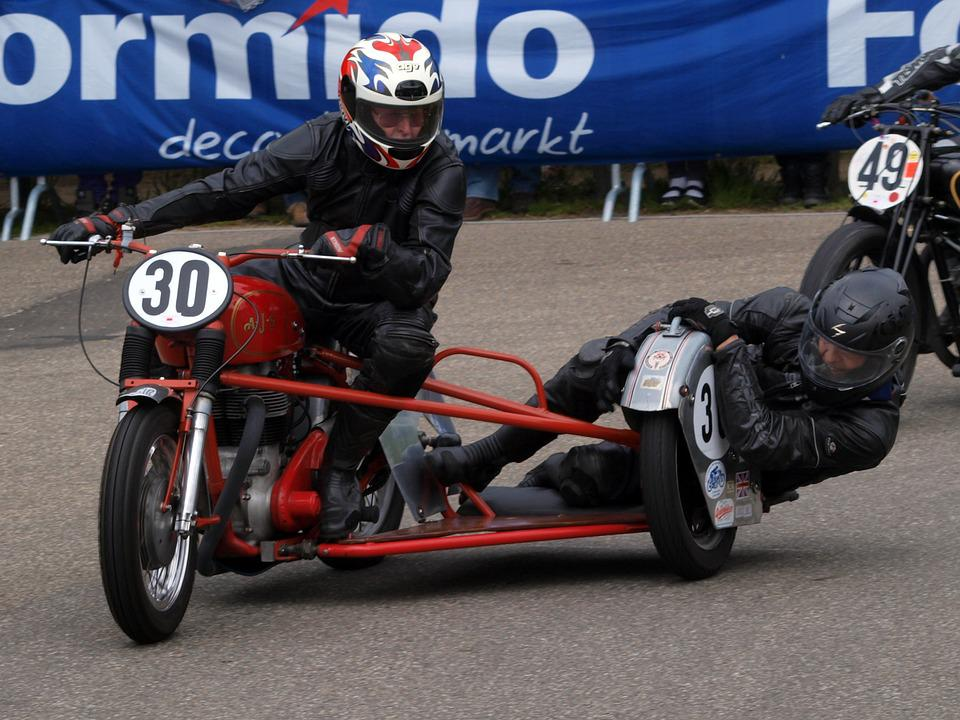 Classic, Motorcycle, Race, Netherlands, Speed, Vintage