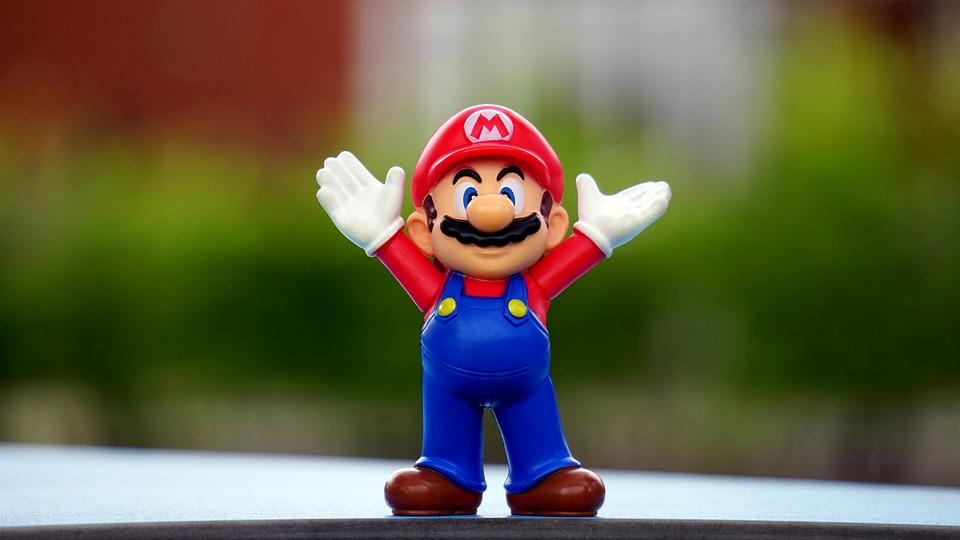 Super Mario, Game, Nintendo, Super, Retro, Classic