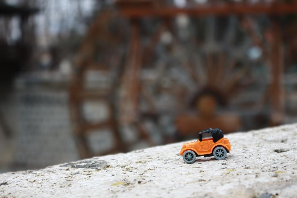 Car, Toy, Model, Classic, Mini