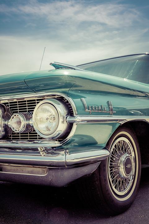 Free Photo Classic Us Car Muscle Car Auto Vintage Oldtimer Max Pixel