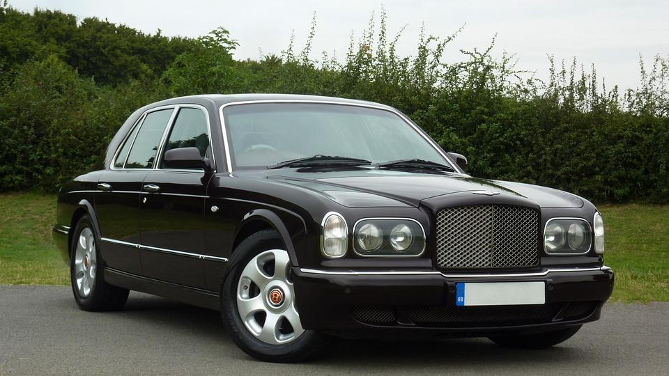 Free photo Clic Vehicle Bentley Car Luxury Automobile - Max Pixel