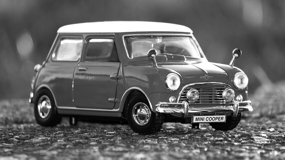 Free photo Classic Vehicle Toy Car Old Mini Old Cars Model - Max Pixel
