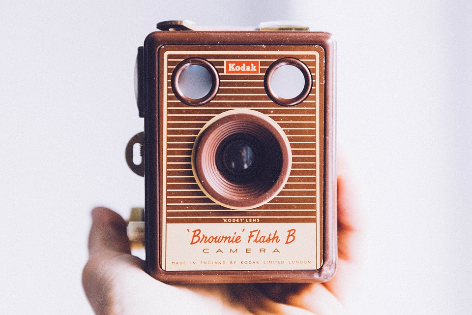 Photography, Kodak, Camera, Vintage, Photo, Classic