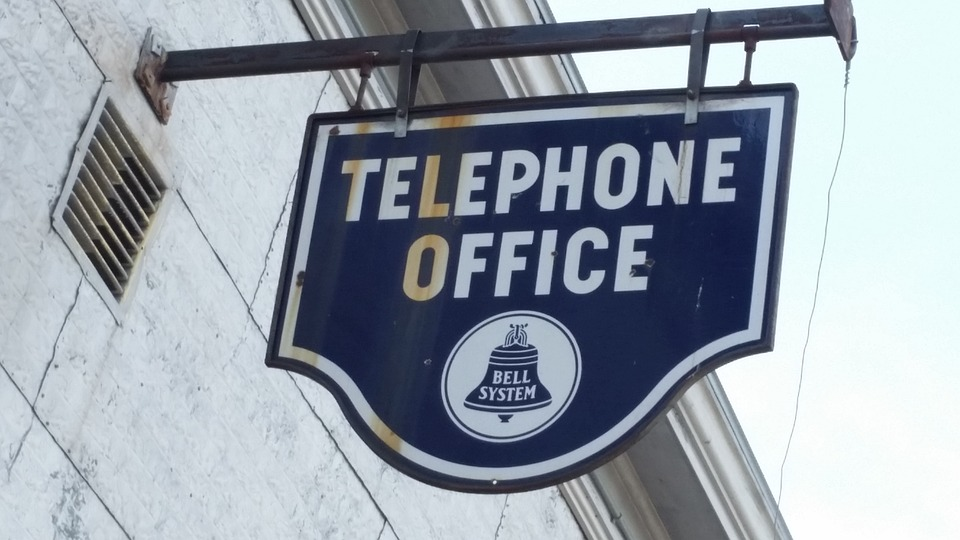 Free photo Classic Vintage Telephone Old Antique Sign - Max Pixel