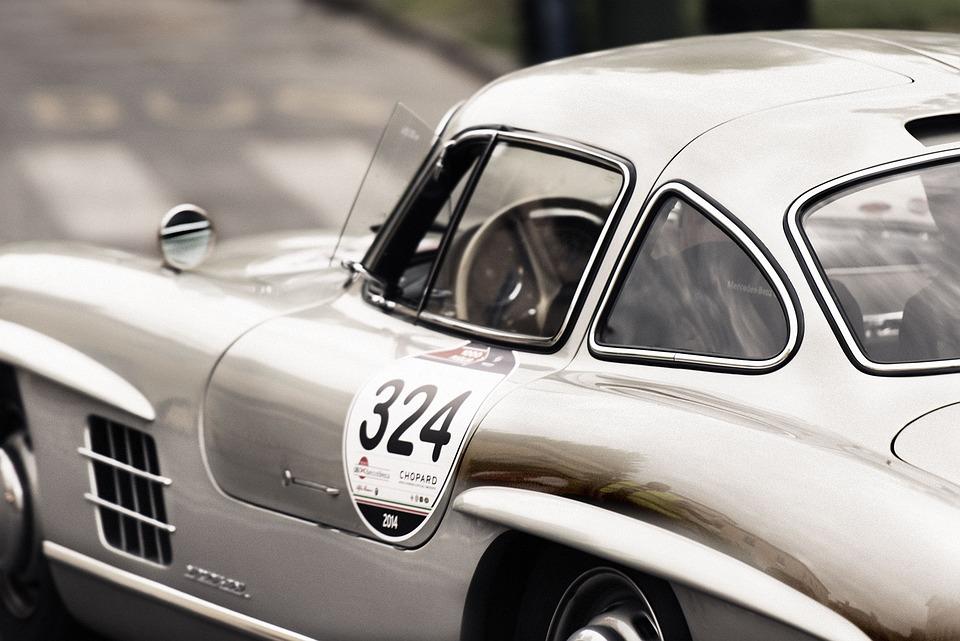 Mercedes, Auto, Classical, Classic Car, Oldtimer
