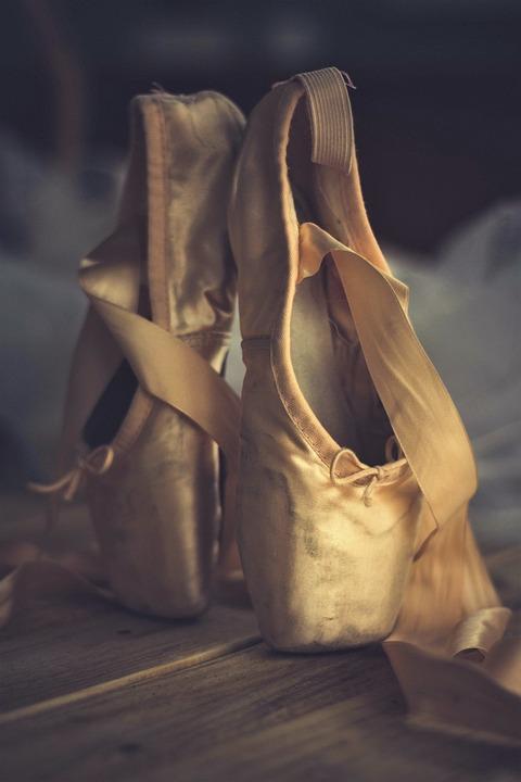 Slipper, Dance, Ballet, Foot, Classical