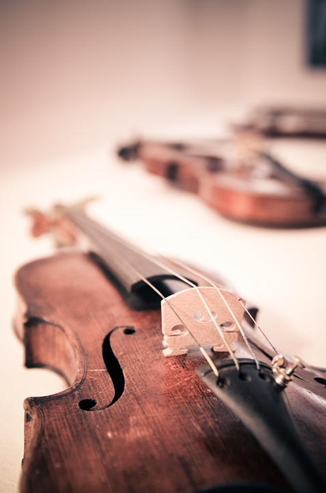 Violin, Violins, Classical Music, Classic