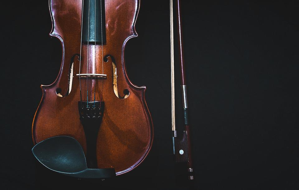 Bowed Instrument, Violin, Classical Music