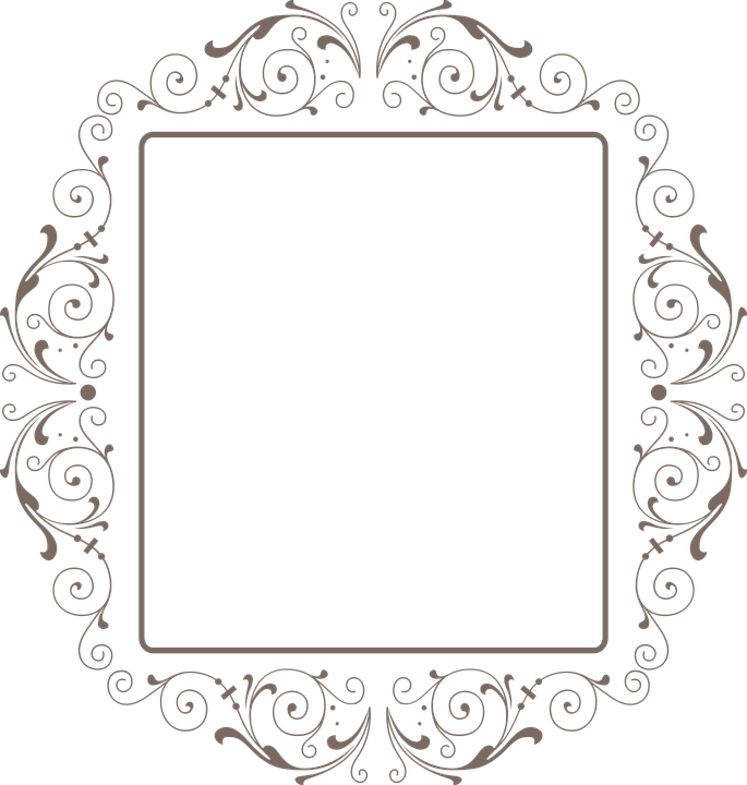 Frame, Photo, Classical