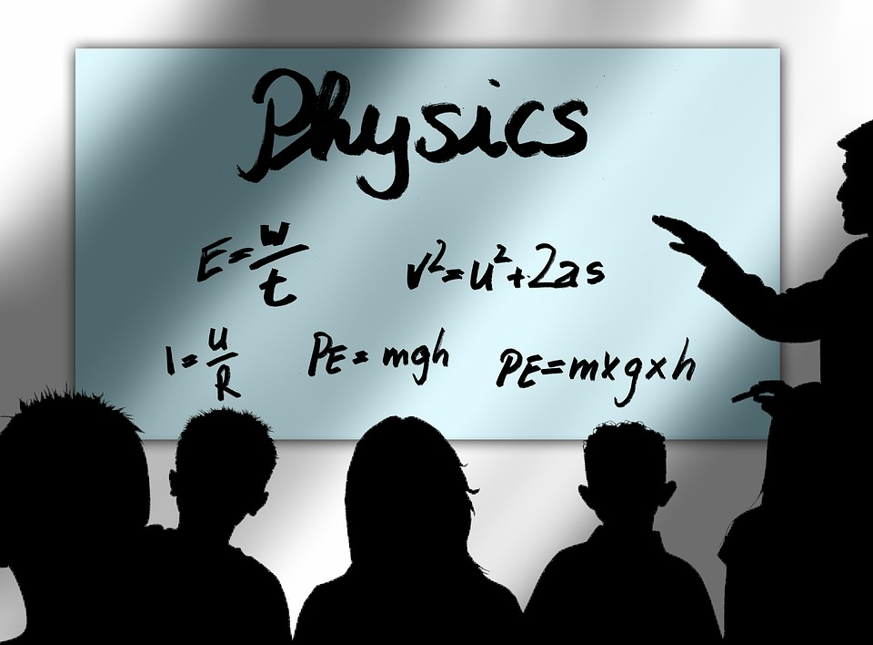 Physics, Basics, Laws, Equation, Classroom, Education