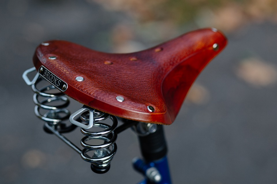 Bicycle, Bike, Biking, Brooks, Brown, Classic, Classy